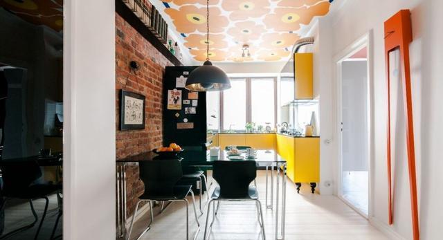 Widawscy Studio Architektury; apartament M44 na Mokotowie w Warszawie