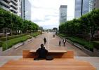 Biuro w przestrzeni publicznej