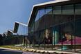 Muzeum Sztuki Współczesnej to kolejny przykład nowoczesnej architektury w Krakowie